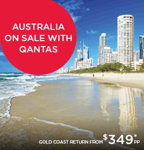 Australia with Qantas
