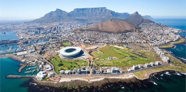 Cape Town with Cathay Pacific