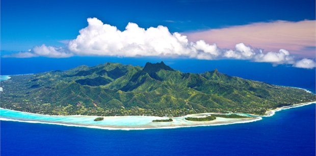 Rarotonga with Air New Zealand