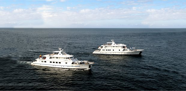 Adventure World Travel | Galapagos M/Y Coral I & II