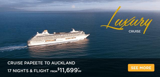 Cruise | Cruise Deals | Cruise Holidays | helloworld Travel