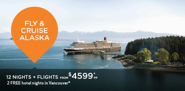 Cunard Cruises Alaska