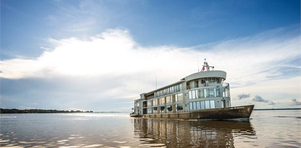Adventure World Travel | Cruising the Amazon with Delfin