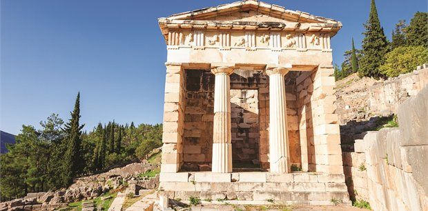 Greece | Delphi Tour with lunch