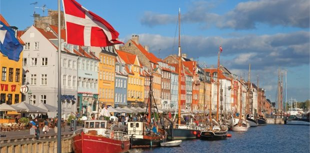 Copenhagen with Air New Zealand & Singapore Airlines