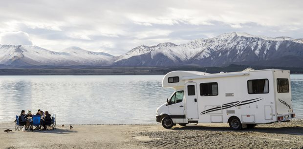 New Zealand | Campervan & Motorhome hire with Cheapa Campa & Apollo