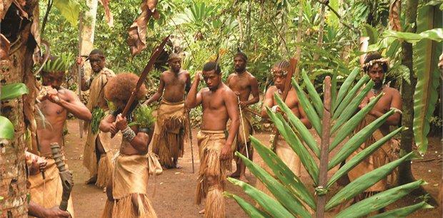 Vanuatu | Ekasup Village Tour