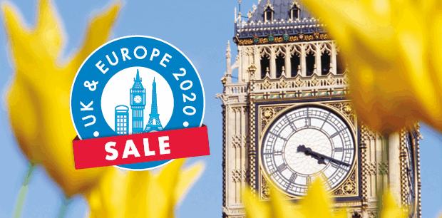 Emirates UK & Europe Sale
