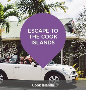 Escape to the Cook Islands