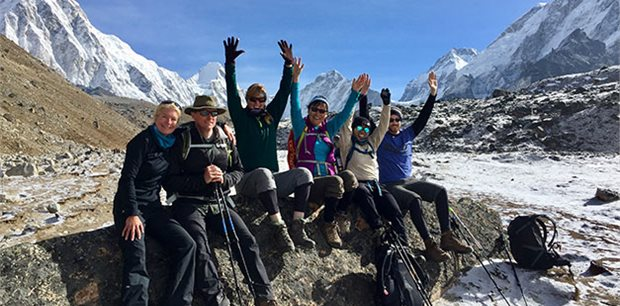 Active Adventures |  EBC -  Everest Base Camp Trek