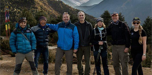 Active Adventures |  Khumbu -  Everest Lodge to Lodge Trek