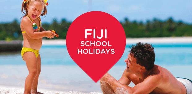 Fiji School Holidays