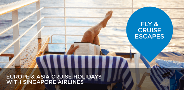 Fly & Cruise with Singapore Airlines