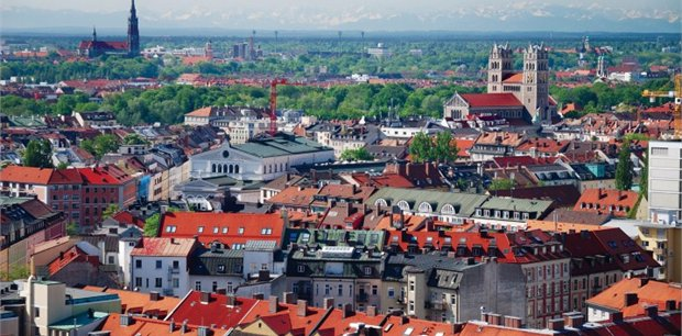 Munich with Air New Zealand - Business Premier™