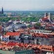 Munich with Lufthansa - Premium Economy