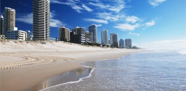 Gold Coast with Virgin Australia