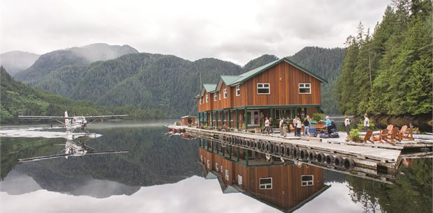 Adventure World Travel | Great Bear Lodge
