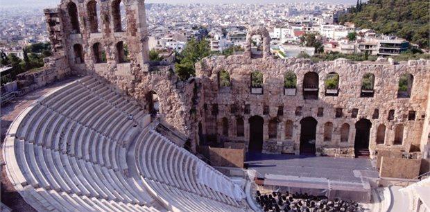 Athens   Sightseeing & Acropolis