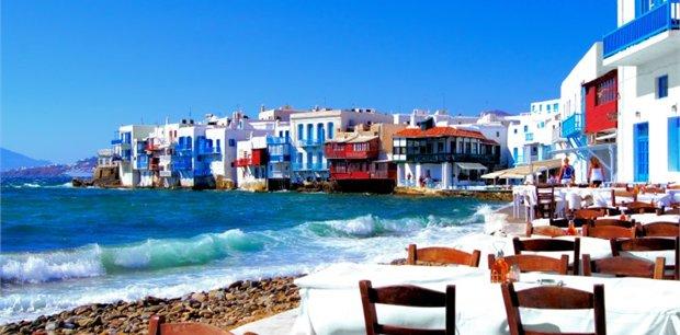 Intrepid   Greece Sailing Adventure: Cyclades Islands