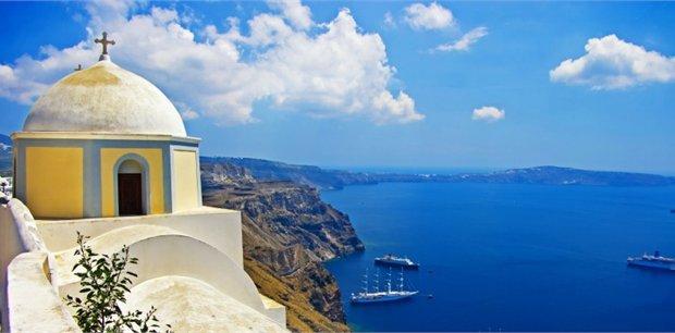 Intrepid | Sail Greece: Santorini to Mykonos