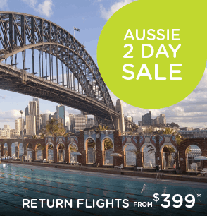 Aussie 2 Day Sale