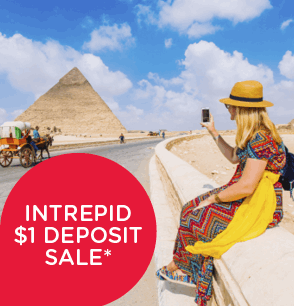 Intrepid Sale - $1 Deposit