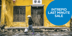 Intrepid Asia Sale - Last Minute Tours