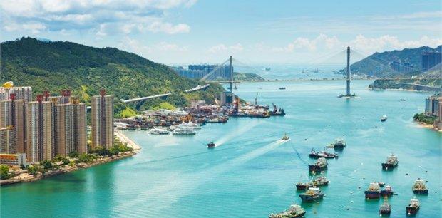 Hong Kong with Air New Zealand
