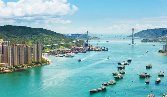 Blog: Nei Hou Hong Kong!