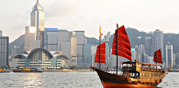Hong Kong with Air New Zealand - Business Premier™