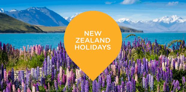 New Zealand - Tours