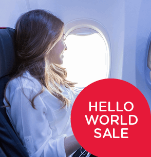 Qantas Global Sale