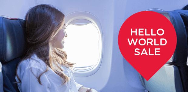 Global Sale - Flights