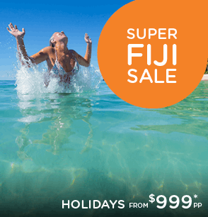 Fiji Sale with Air New Zealand