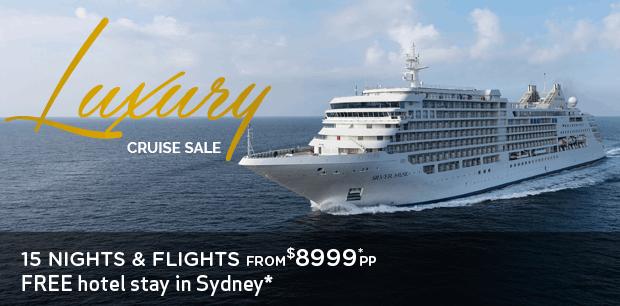 Silversea Cruises - Fly & Cruise Holidays