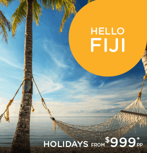 Fiji Sale with Fiji Airways
