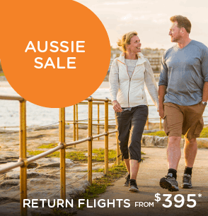 Australia Sale with Virgin Australia