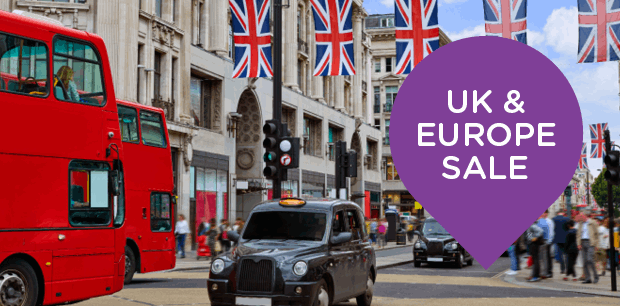 UK & Europe Sale with SQ - Cruise