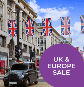 UK & Europe Sale with SIngapore Airlines