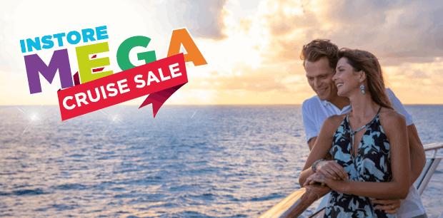 Mega Sale - Cruise - Fly & Cruise