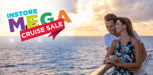 Mega Sale - Cruise - Europe Ocean