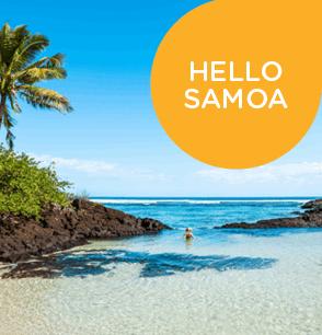 Samoa Sale