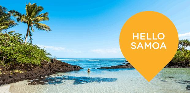 Samoa on Sale