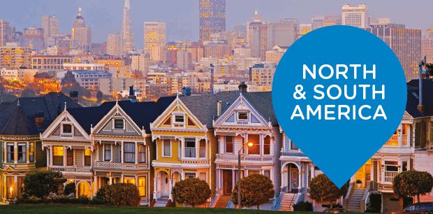 Americas Sale - San Francisco