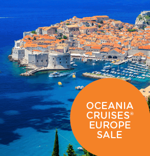 Oceania Cruises Europe Sale