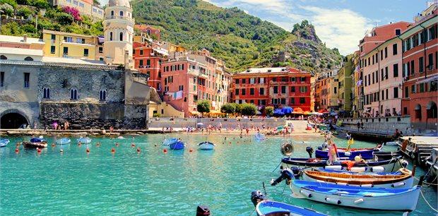 Trafalgar Tours | Northern Italy Including Cinque Terre