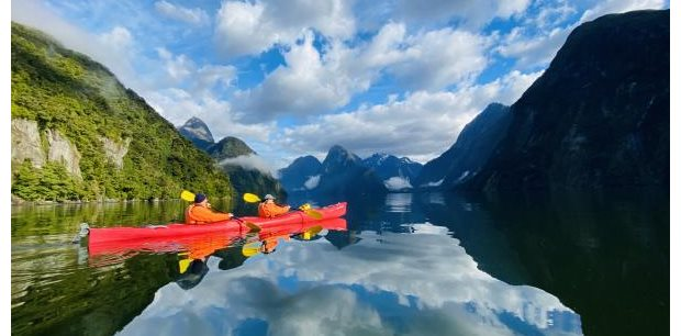 Active Adventures - New Zealand Tours