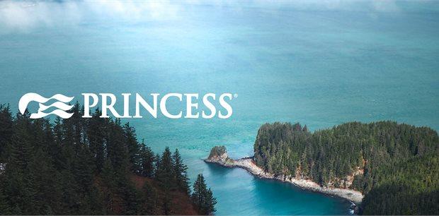 Explore Alaska 2023 with Princess Cruises