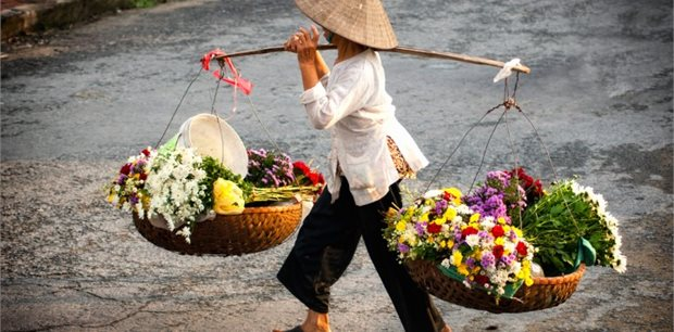 Hanoi with Air New Zealand