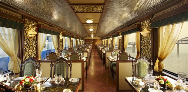 World Journeys | Maharajahs' Express: Indian Panorama